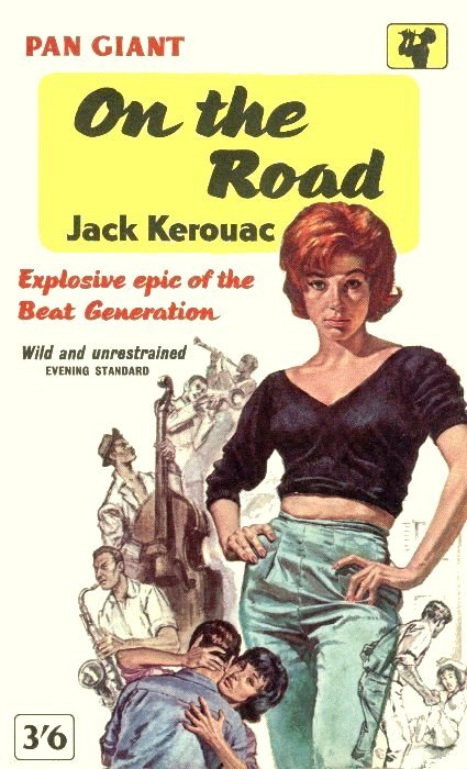 original cover ontheroad
